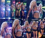 DVD Captures: Torrie Wilson @ New Year's Revolution 2007