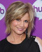 Markie Post- Premiere of ''Transformer's Prime Beast Hunters'' in Universal City 03/14/13 (HQ)