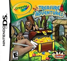 1462 – Crayola Treasure Adventures (U)