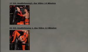 German-Femdom: Analdehnung (Part 1-2)