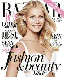 Gwyneth Paltrow - Harper's Bazaar Summer Style Issue 2013