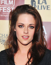 Кристен Стюарт, фото 176. Kristen Stewart arrives at 'A Better Life' World Premiere Gala Screening during the 2011 Los Angeles Film Festival at Regal Cinemas L.A. LIVE on June 21, 2011 in Los Angeles, California., photo 176
