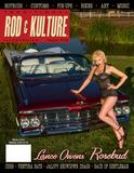 Renee Olstead on Cover of Traditional Rod & Kulture