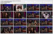 Khloe & Kourtney Kardashian - 06.09.10 (Late Show With David Letterman) Xvid