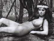 Vintage nudist gallery does not
