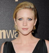Brittany Snow - HFPA & InStyle Miss Golden Globe Party in LA 11/29/12