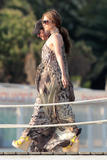 Jennifer Lopez | Leaving Naomi Campbell's Birthday Party in St. Tropez | May 21 | 10 pics