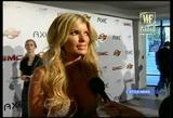 Marisa Miller and Tori Praver at SI promotion event video