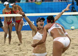 Beach Volleyball - Misty May and Kerri Walsh HQx5