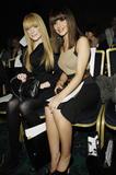 Cheryl Tweedy & Nicola Roberts - Julien McDonald Fashion Show in London Sept 16 2007 *UPDATED*